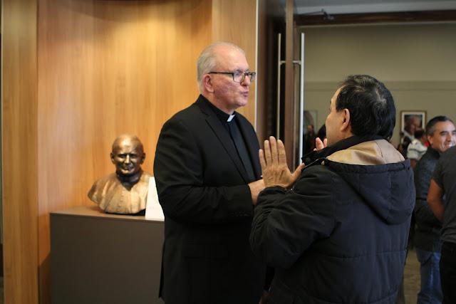 Reunión de la Pastoral Hispana en la Arquidiócesis de Vancouver - IMG_3764.JPG