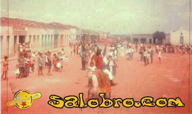 SALOBRO: Mais um ano passa despercebido a data do aniversario de criação do Distrito de Paz