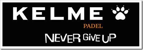 Visita la página oficial de KELME PÁDEL