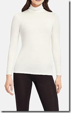 Uniqlo Heattech Long Sleeved Turtle Neck Top