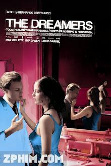 Những Kẻ Mộng Mơ - The Dreamers (2003) Poster