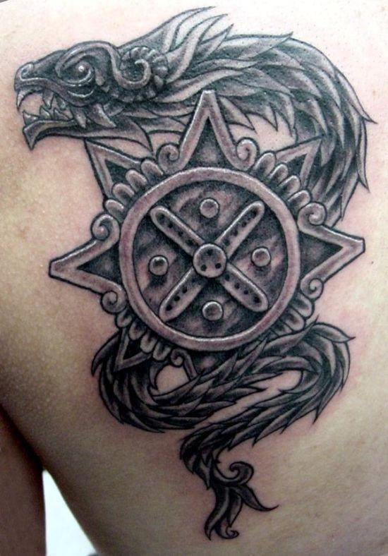 asteca_mstica_besta_e_o_escudo_tatuagens