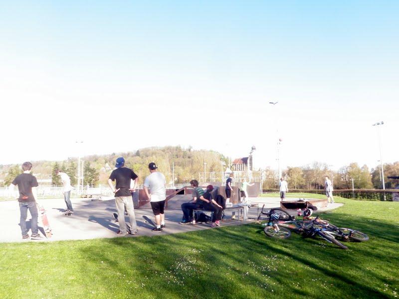 08.04.2011 Skater und Graffity