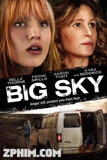 Trời Xanh Bao La - Big Sky (2015) Poster