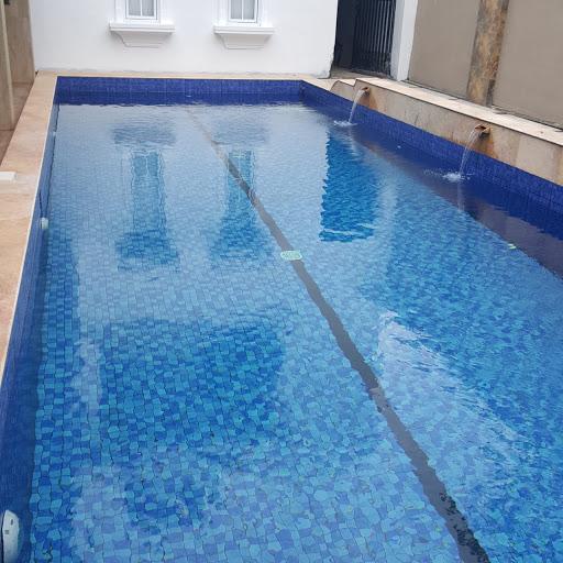 penjernihan kolam renang sentul