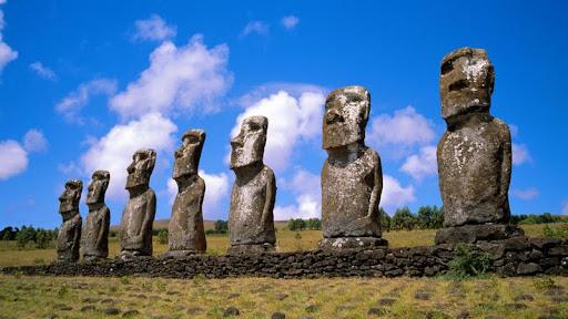 Ahu Akiui, Easter Island, Chile.jpg