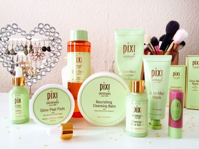best of pixi skincare
