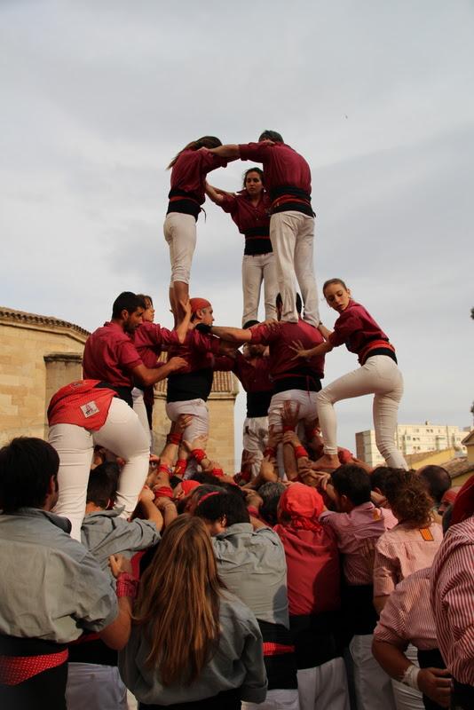 Actuació Festa Major Castellers de Lleida 13-06-15 - IMG_2175.JPG