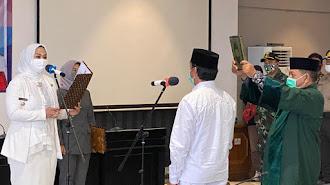 Yudi Yudiawan Resmi Sebagai Kepala Dinas Pariwisata dan Kebudayaan  Kabupaten Karawang