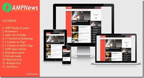 AMPNews-blogger-tema