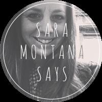Sara Montana Says