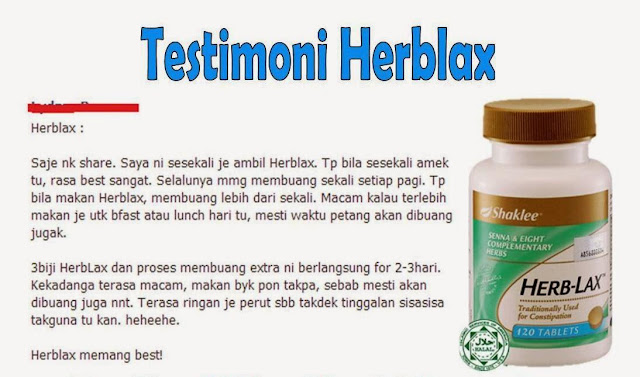 Image result for testimoni HERBALAX