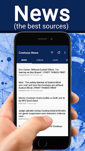 Football News from Dallas Cowboys  screenshots 1