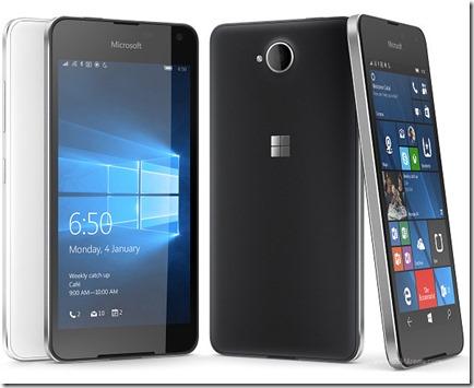 Harga Spesifikasi Microsoft Lumia 650