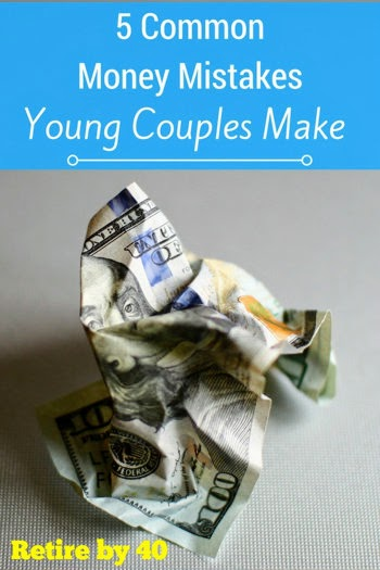 5 Common Money Mistakes Young Couples Make
