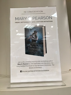 Mary E. Pearson @ Chapters Metrotown!