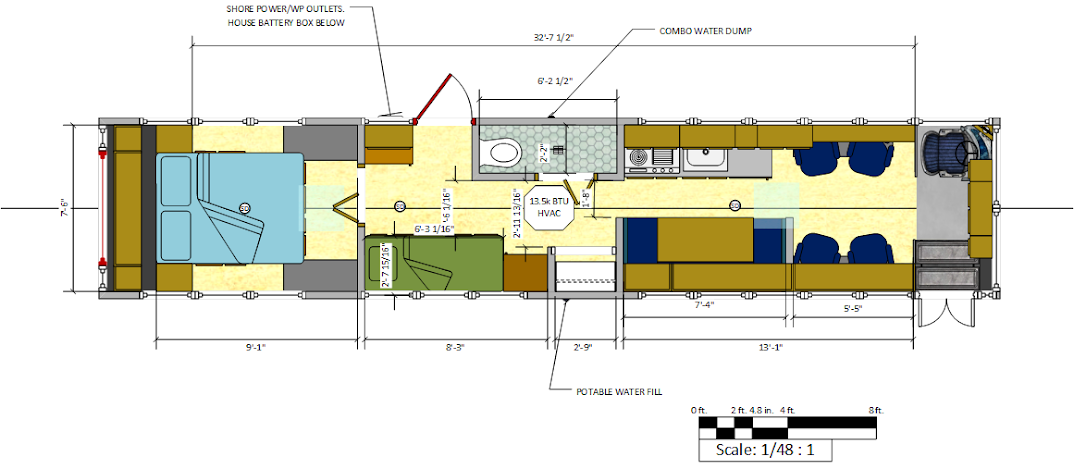 Skoolie Floor Plans Carpet Vidalondon