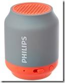 Philips Wireless Lightweight Portable Speaker