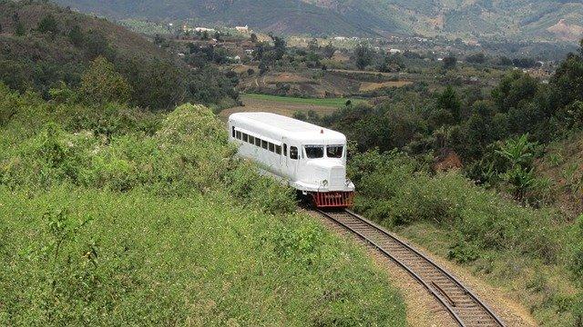 micheline railcar madarail