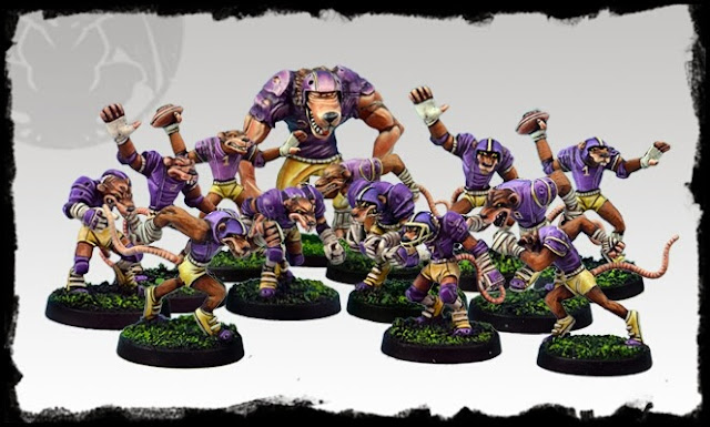 Ratmens Greebo Miniatures