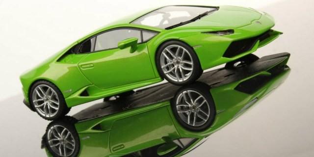 Đồ chơi Mô hình Lamborghini Huracan LP 610-4 tỷ lệ 1:18