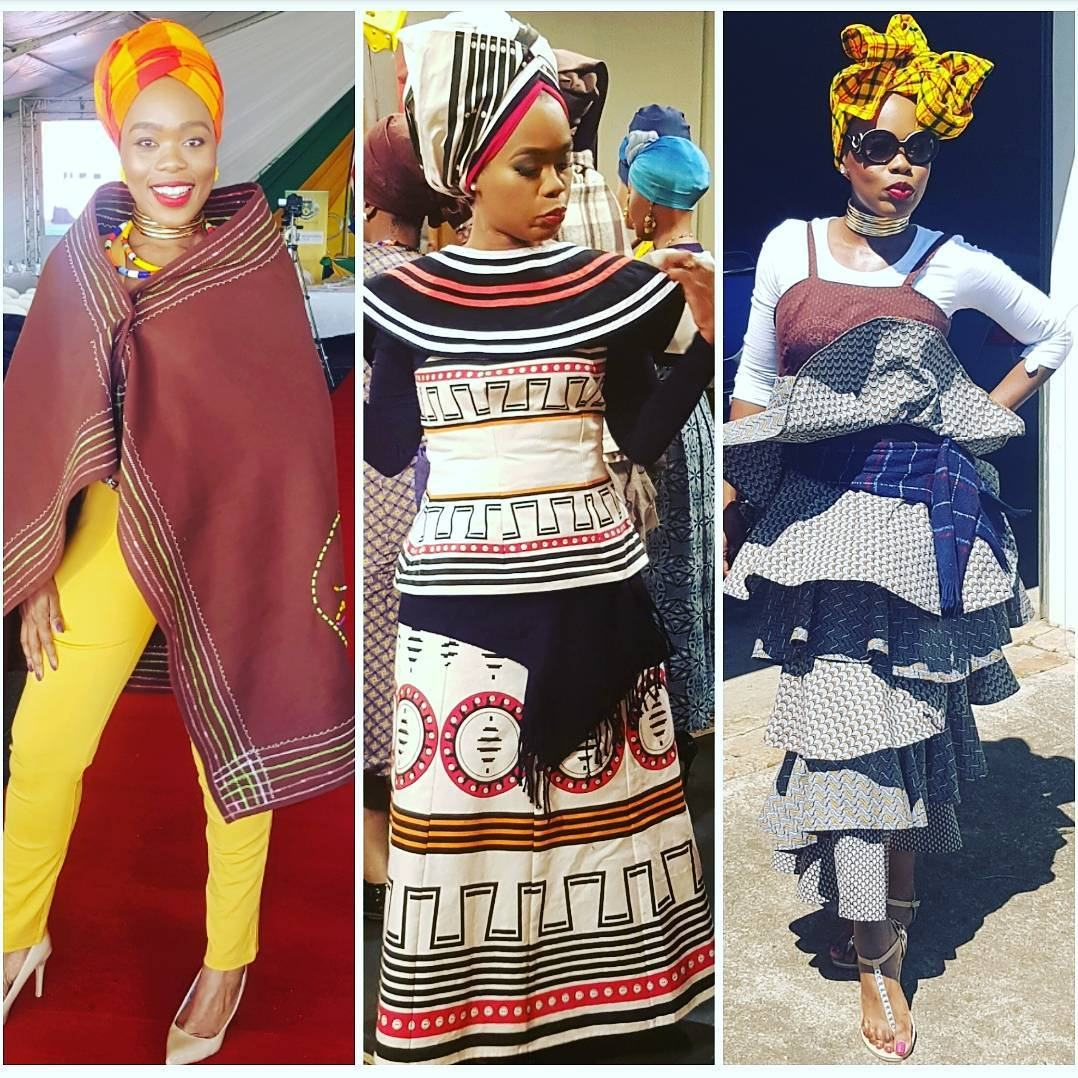 Top Celebs celebrate Heritage Day