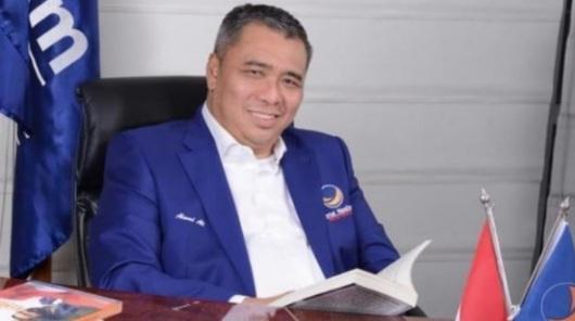 Tanggapi Kritik Keras Giring, NasDem: Belum Tentu Juga Anies Akan Jadi Capres 2024