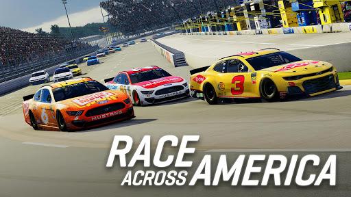 NASCAR Heat Mobile captures d'u00e9cran 1