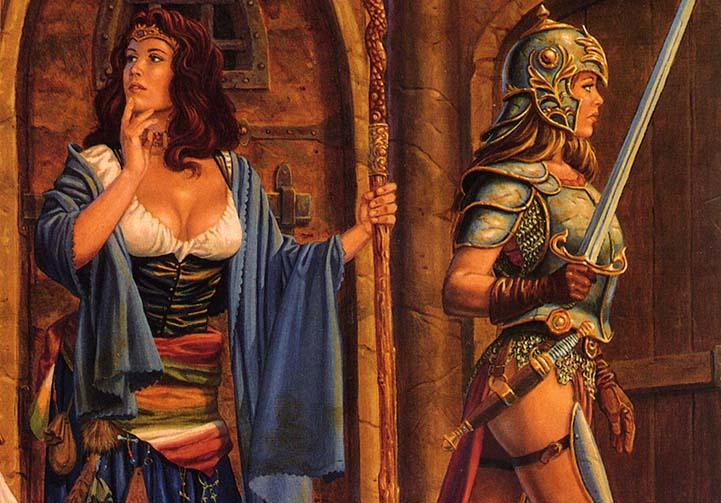 Fair Of Dark Knight, Magick Warriors 3