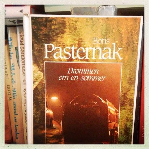 The Glamorous Librarian Dr Mmen Om En Sommer Boris Pasternak Oslo Solum 1986 81 S