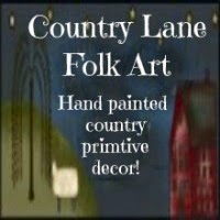 Country Lane Folk Art