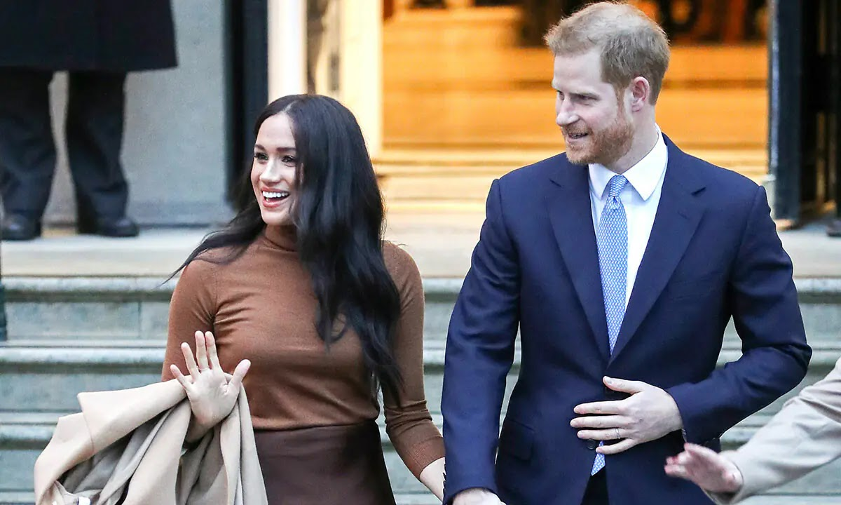 Prince Harry and Meghan Markle Thanked for Their 'Generosity' by aid Charities