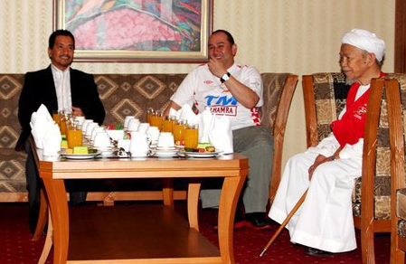 Agong, Sultan & Tok Guru | Kongsi Cerita