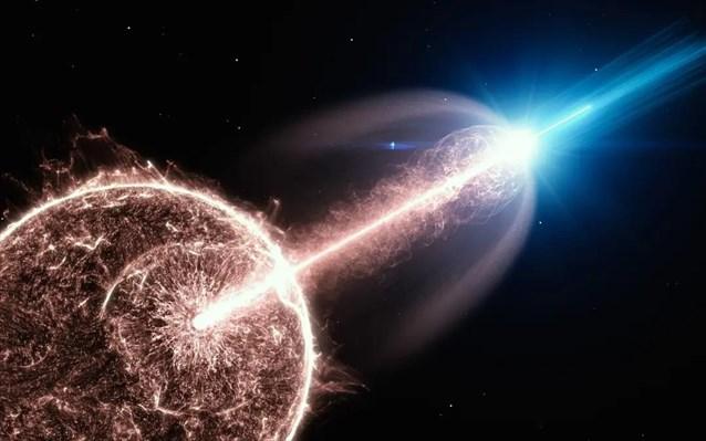 Εντοπίστηκε η ισχυρότερη έκρηξη στο Σύμπαν