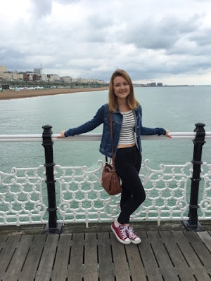 OOTD on Brighton Pier