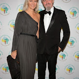 WWW.ENTSIMAGES.COM -    Marianne Brandi and Keld Mikkelsen    at       The Giving Tree Foundation - launch dinner at Mandarin Oriental Hyde Park, London November 19th 2014brother and sister Tanja and Peter Gullestrup host VIP launch of their charity The Giving Tree Foundation, which helps fund Applied Behavioral Analysis (ABA) therapies for children with autism. Tanja Gullestrup is the daughter of shipping tycoon Per Gullestrup.                                             Photo Mobis Photos/OIC 0203 174 1069