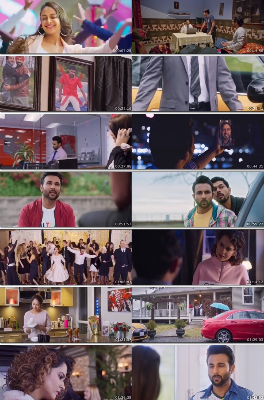 Screen Shot Of Laiye Je Yaarian 2019 Full Movie Free Download HD 720P Watch Online