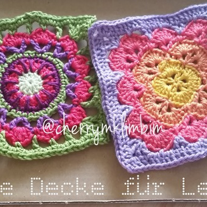 solid granny square instructions