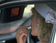 منع المرأة من وضع الماكياج اثناء القيادة