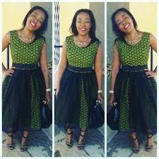 Shweshwe Dresses  2018 Gallery