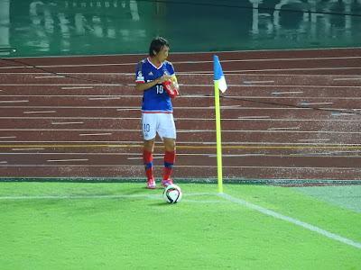 横浜F・マリノス中村俊輔