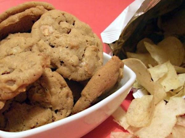 Potato Chip Crispie Cookies Recipe