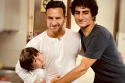 Saif Ali Khan on taking paternity leave when his kids are born: 'Who wants to work when you have a newborn at home?'