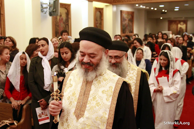 Rites of receiving Fr. Cyril Gorgy - _MG_0988.JPG