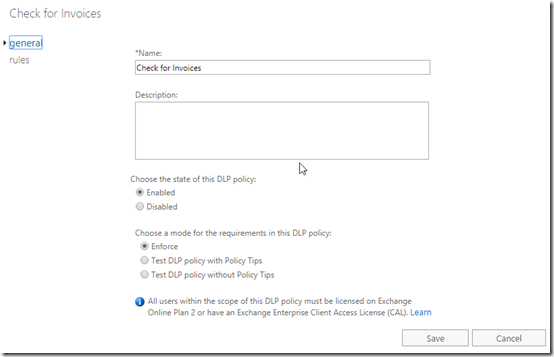 Office 365 DLP Document Finger Printing – CIAOPS