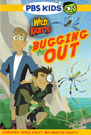 Great Kids DVDs: PBS KIDS Wild Kratts Bugging Out DVD