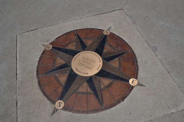 compass and location in the ground