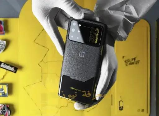 هاتف جديد من ون بلس يغير ألوانه