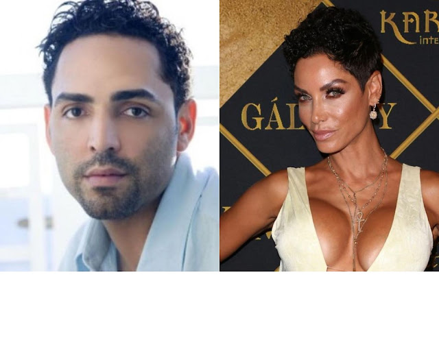Troy Startos and Nicole Murphy