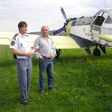 Výcvik - plnění letadel - Lomnice n. P. - 9. 5. 2012